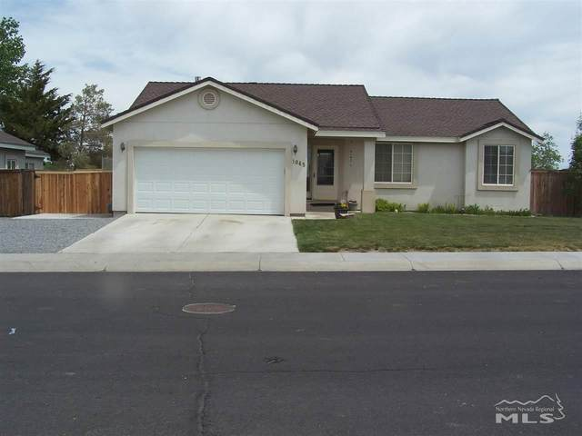 1045 Pepper, Fernley, NV 89408 (MLS #200005929) :: NVGemme Real Estate