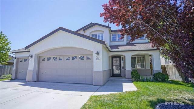1447 Northhill, Carson City, NV 89706 (MLS #200005931) :: Ferrari-Lund Real Estate
