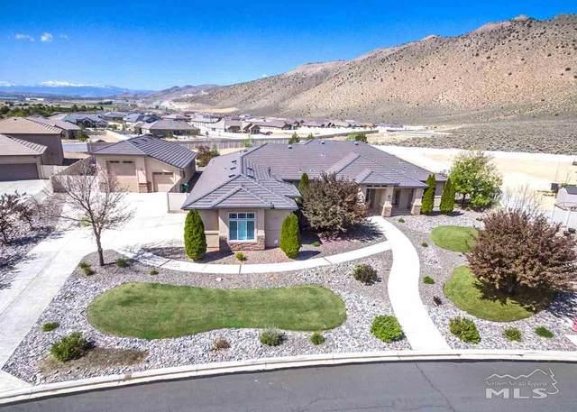 12165 Hidden Hills Drive, Sparks, NV 89441 (MLS #200005941) :: Ferrari-Lund Real Estate