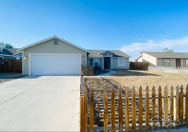 134 Shadow Mountain, Fernley, NV 89408 (MLS #200005946) :: The Mike Wood Team