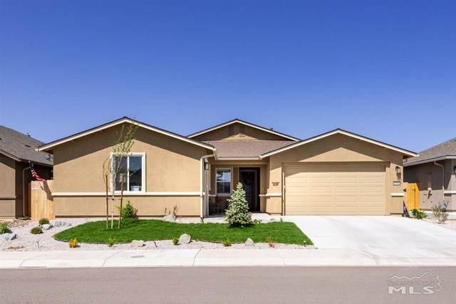1536 Snaffle Bit Drive, Gardnerville, NV 89410 (MLS #200005963) :: Chase International Real Estate