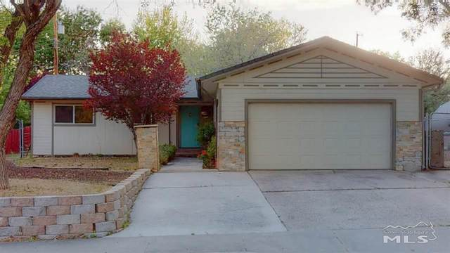 3330 Kings Row, Reno, NV 89503 (MLS #200005969) :: Fink Morales Hall Group