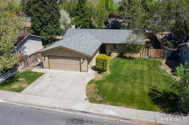 724 Jackson 724  Jackson, Carson City, NV 89701 (MLS #200005981) :: Vaulet Group Real Estate