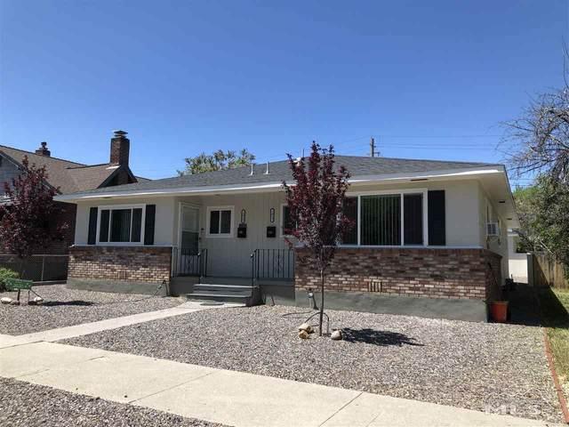 1013 S Arlington, Reno, NV 89509 (MLS #200005987) :: Harcourts NV1