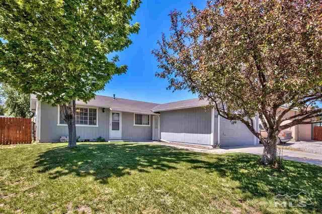 978 Glacier Dr, Carson City, NV 89701 (MLS #200005990) :: Harcourts NV1