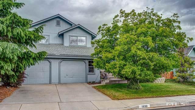 1630 Walker Dr, Carson City, NV 89701 (MLS #200005993) :: Vaulet Group Real Estate