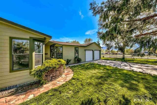 3260 Douglas, Washoe Valley, NV 89704 (MLS #200005999) :: NVGemme Real Estate