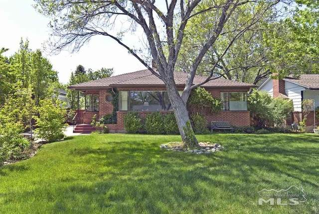 465 Circle Drive, Reno, NV 89509 (MLS #200006038) :: NVGemme Real Estate