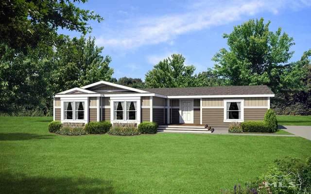 851 Branstetter Ave, Dayton, NV 89403 (MLS #200006041) :: Chase International Real Estate