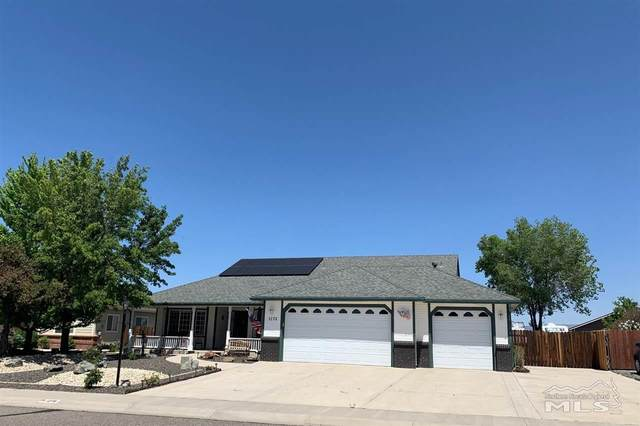 1278 N Santa Barbara, Minden, NV 89423 (MLS #200006050) :: NVGemme Real Estate