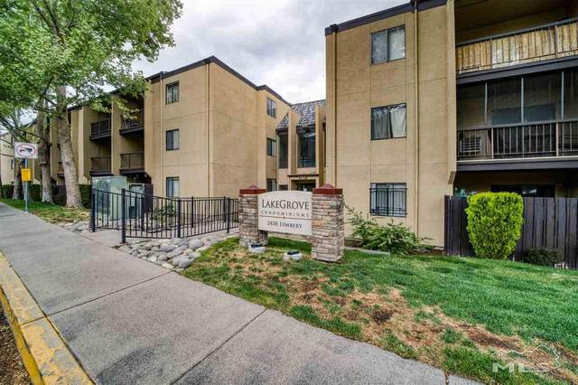 2450 Lymbery #125 #125, Reno, NV 89509 (MLS #200006062) :: Vaulet Group Real Estate