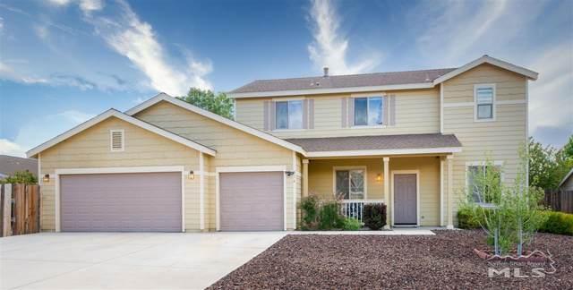 316 Golden Pick Drive, Dayton, NV 89403 (MLS #200006071) :: Chase International Real Estate