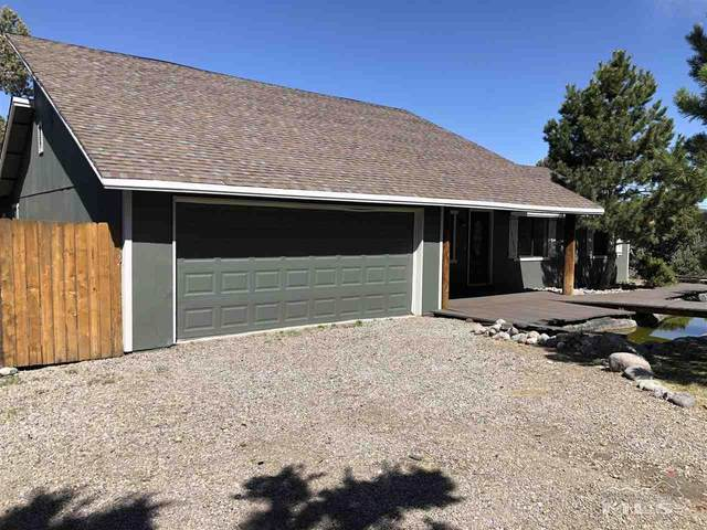 2421 Grizzley Rd, Reno, NV 89521 (MLS #200006075) :: The Mike Wood Team