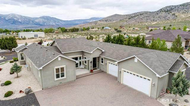 2858 Esaw, Minden, NV 89423 (MLS #200006076) :: NVGemme Real Estate
