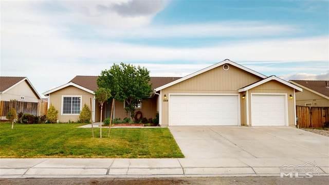 1569 Reese River Rd, Fernley, NV 89408 (MLS #200006079) :: NVGemme Real Estate
