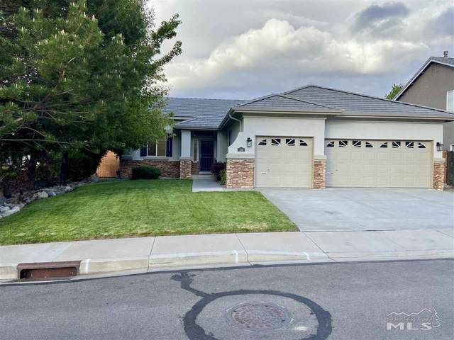 198 River Flow Dr., Reno, NV 89523 (MLS #200006080) :: The Mike Wood Team
