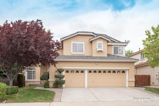 3089 Creekwood Dr, Reno, NV 89502 (MLS #200006096) :: NVGemme Real Estate