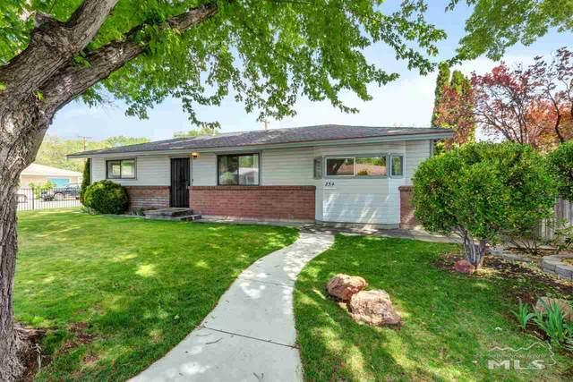 254 E Nye Ln, Carson City, NV 89706 (MLS #200006098) :: Ferrari-Lund Real Estate