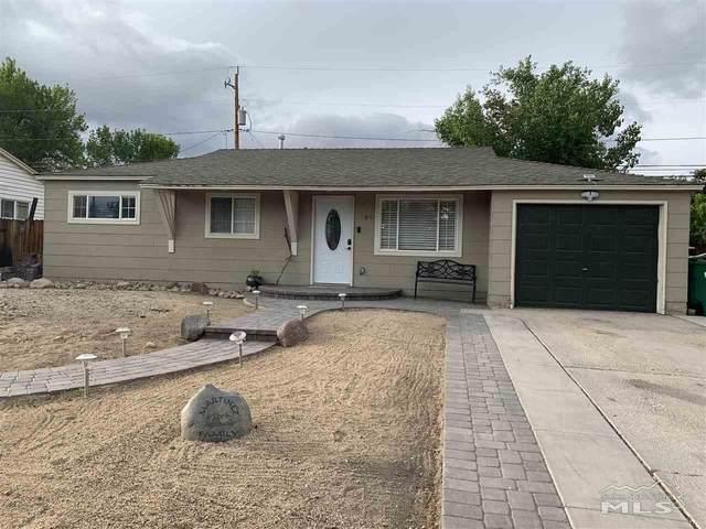 1160 Zephyr Way, Sparks, NV 89431 (MLS #200006100) :: NVGemme Real Estate