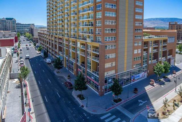 255 N Sierra #909, Reno, NV 89501 (MLS #200006101) :: Chase International Real Estate