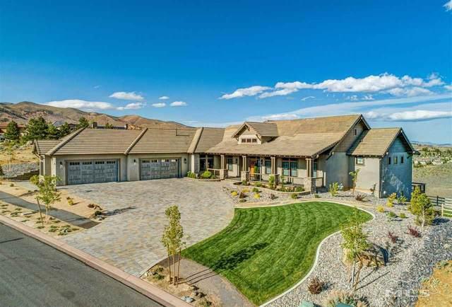 1690 Circle Stone Ct, Reno, NV 89523 (MLS #200006110) :: L. Clarke Group | RE/MAX Professionals