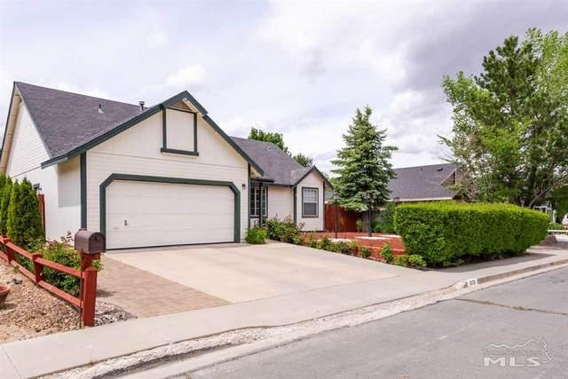 3372 Bonnyview Dr, Carson City, NV 89701 (MLS #200006124) :: Harcourts NV1
