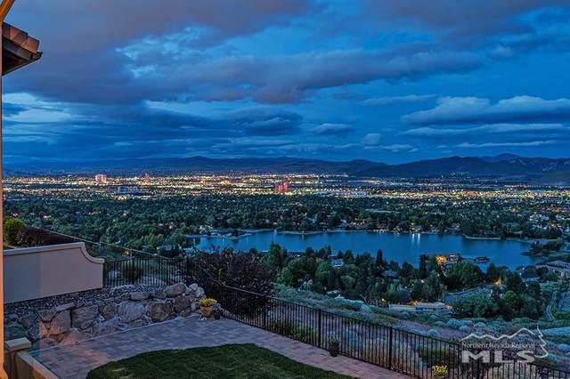 6160 Vista Occhio Nv, Reno, NV 89511 (MLS #200006126) :: Fink Morales Hall Group