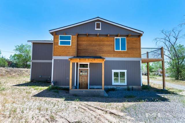 1621 Terry Ann St, Minden, NV 89423 (MLS #200006128) :: Fink Morales Hall Group