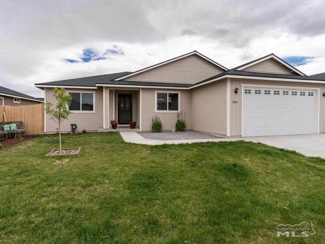 1803 Endeavor Lane, Fernley, NV 89408 (MLS #200006147) :: NVGemme Real Estate
