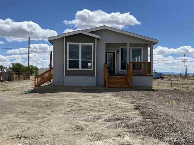 2960 Tonopah St, Silver Springs, NV 89429 (MLS #200006157) :: Chase International Real Estate