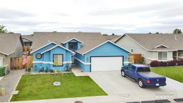 827 Elk Horn, Fallon, NV 89406 (MLS #200006162) :: Theresa Nelson Real Estate