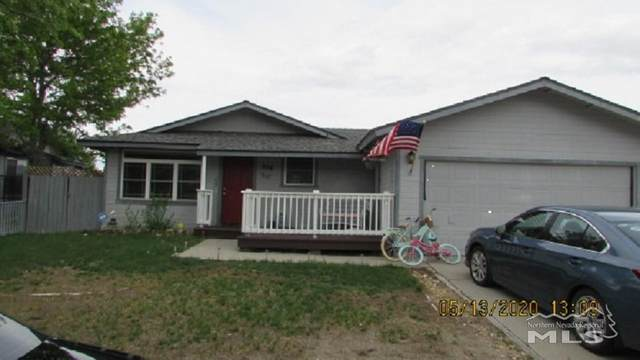 868 Amador Circle, Carson City, NV 89705 (MLS #200006170) :: Chase International Real Estate