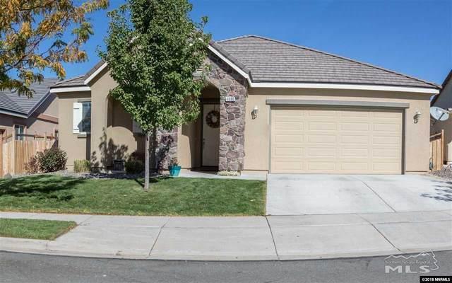 4080 Big Bang Ct, Sparks, NV 89436 (MLS #200006173) :: Chase International Real Estate