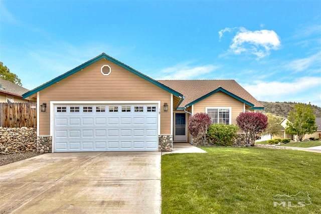 19 Conner Way, Gardnerville, NV 89410 (MLS #200006176) :: Chase International Real Estate