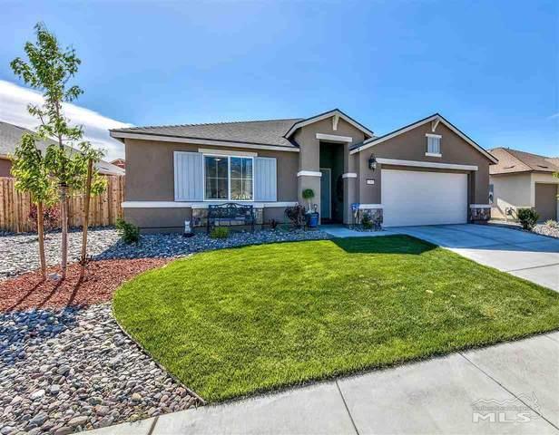1385 Rocky Bluff, Carson City, NV 89701 (MLS #200006191) :: Harcourts NV1