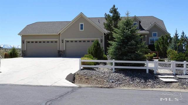 1690 Chiquita Circle, Minden, NV 89423 (MLS #200006197) :: NVGemme Real Estate