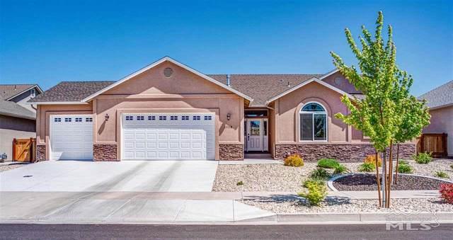 1118 Galante Rd., Minden, NV 89423 (MLS #200006203) :: Vaulet Group Real Estate