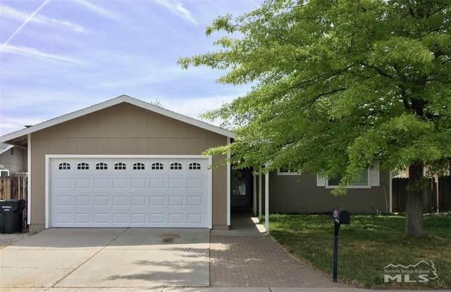 3325 Vista Grande, Carson City, NV 89705 (MLS #200006210) :: Harcourts NV1