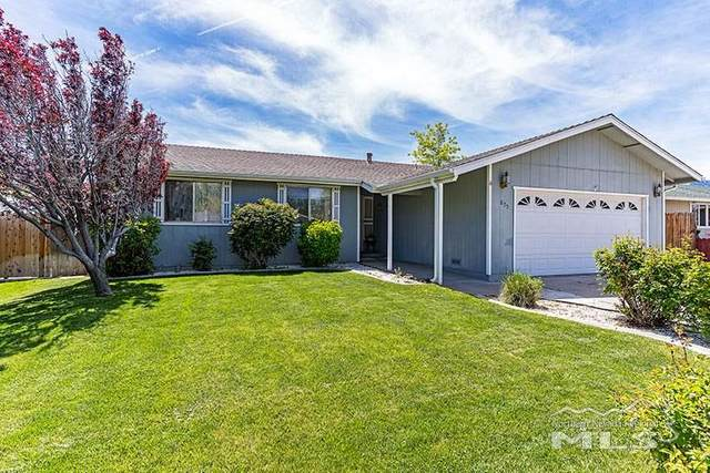 875 Coloma Drive, Carson City, NV 89705 (MLS #200006215) :: Chase International Real Estate