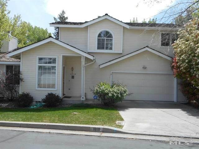 1818 Mountain Vista Way, Reno, NV 89519 (MLS #200006221) :: NVGemme Real Estate