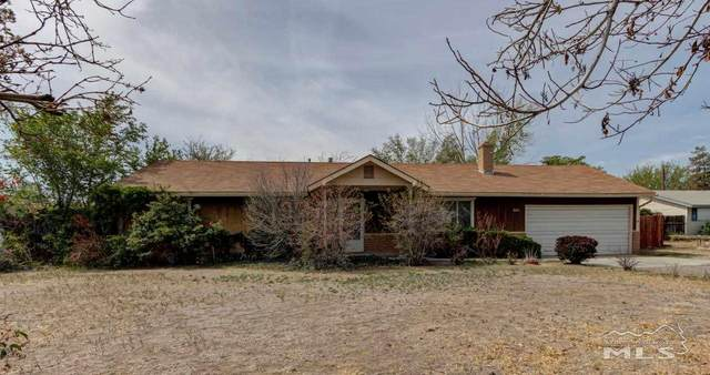 500 Curry Nv, Fernley, NV 89408 (MLS #200006224) :: The Mike Wood Team