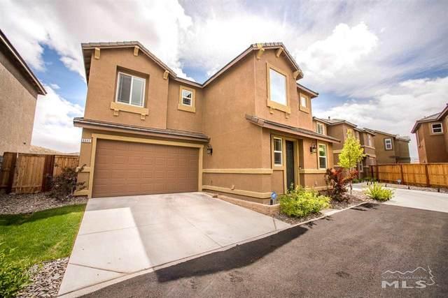 6645 Peppergrass Dr, Sparks, NV 89436 (MLS #200006236) :: Chase International Real Estate