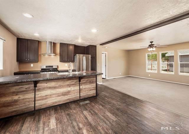 4010 Eastlake Blvd, Washoe Valley, NV 89704 (MLS #200006242) :: NVGemme Real Estate