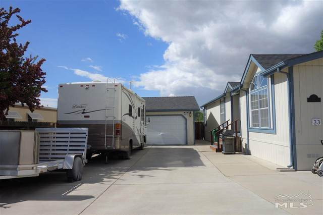 33 Kit Sierra Loop, Carson City, NV 89706 (MLS #200006244) :: Ferrari-Lund Real Estate