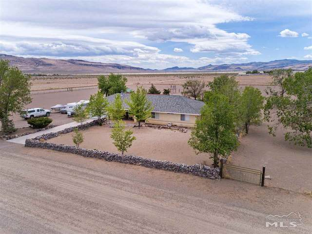 9575 Gayle's Circle, Stagecoach, NV 89429 (MLS #200006251) :: Fink Morales Hall Group