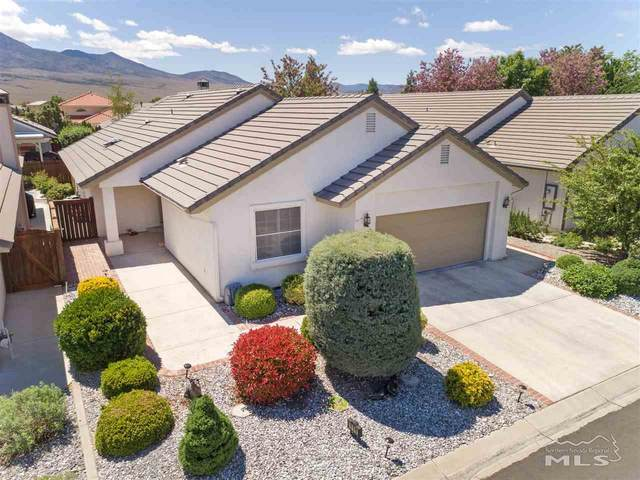 119 Sawgrass Ln, Dayton, NV 89403 (MLS #200006252) :: Chase International Real Estate
