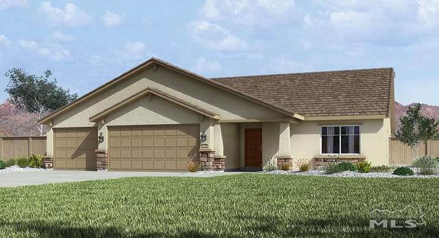 250 Snow Ln Homesite 38, Dayton, NV 89403 (MLS #200006264) :: Chase International Real Estate