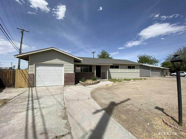 20 Comstock Dr, Fernley, NV 89408 (MLS #200006271) :: The Mike Wood Team