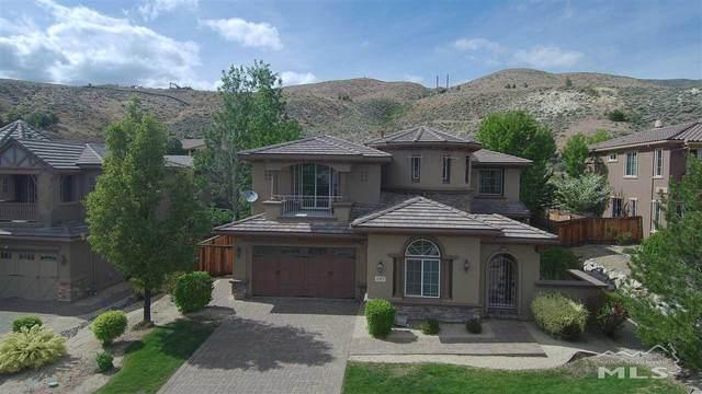 2375 Ridge Field Trail, Reno, NV 89523 (MLS #200006277) :: L. Clarke Group | RE/MAX Professionals