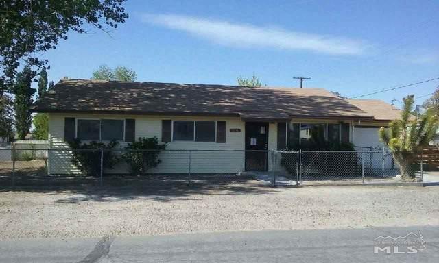 615 2nd Street, Hawthorne, NV 89415 (MLS #200006281) :: NVGemme Real Estate
